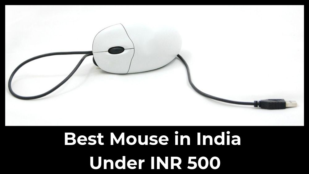 Best Mouse in India Under 500