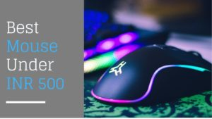 Mouse Under 500 rs