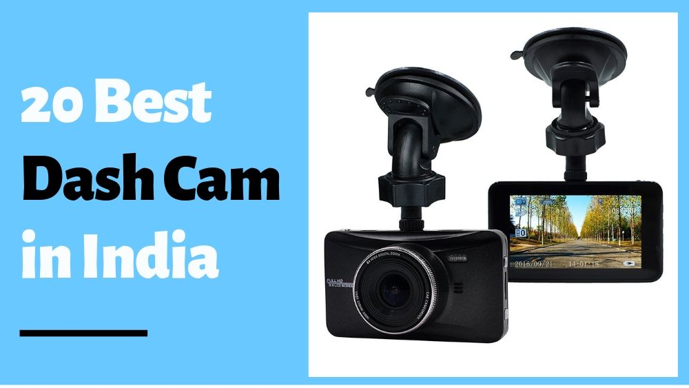 best dash cam in india